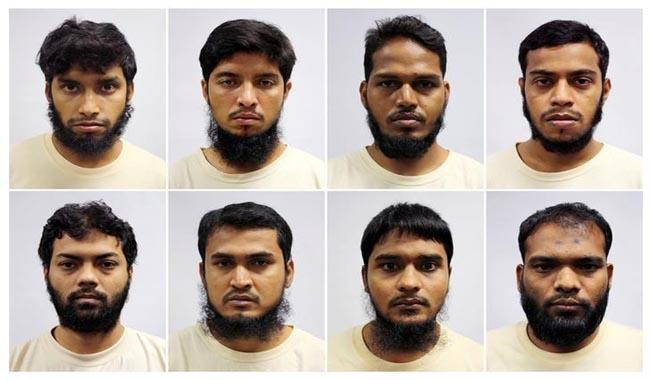Singapore jails two Bangladeshis for