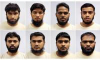 Singapore jails two Bangladeshis for