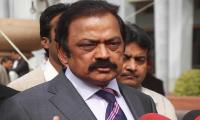 Imran, Qadri will meet same fate as Altaf, says Sanaullah