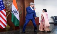 U.S., India pledge deeper security and commercial ties
