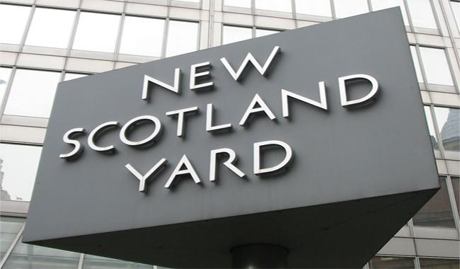 Scotland Yard confirms receiving speech of 'MQM individual'