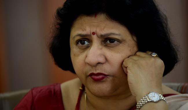 India´s top woman banker sees cracks in glass ceiling