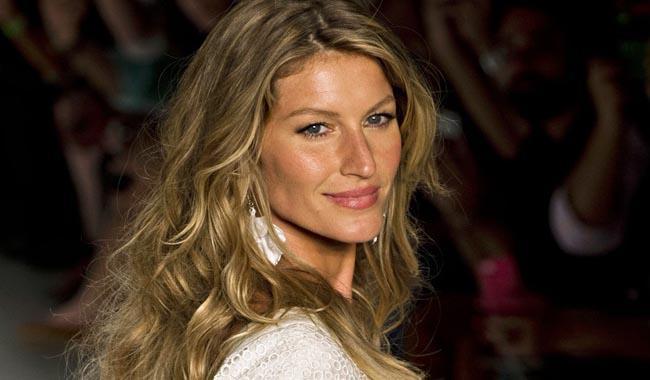 Brazil's Gisele holds top spot in Forbes model list