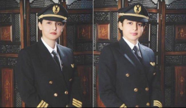 Two sisters make history by co-flying Boeing 777