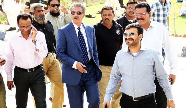 JIT notified to interrogate Karachi mayor in two recent cases