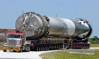 SpaceX signs first customer for used Falcon rocket