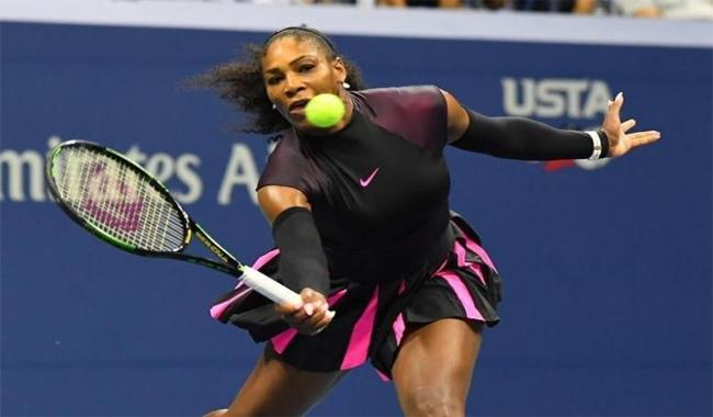 Serena continues quest for historic 23rd slam title