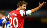 Palace interested in signing Frenchman Flamini