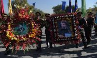 Small blast in Kabul during commemoration march