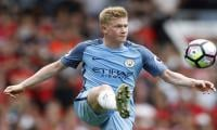 First blood to Guardiola as De Bruyne inspires City