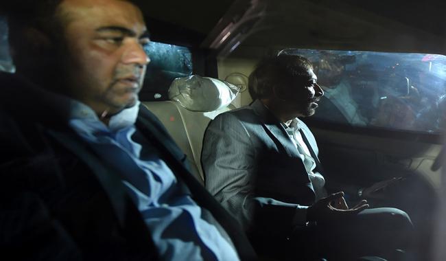 Senior Pak police official suspended for arresting MQM leader