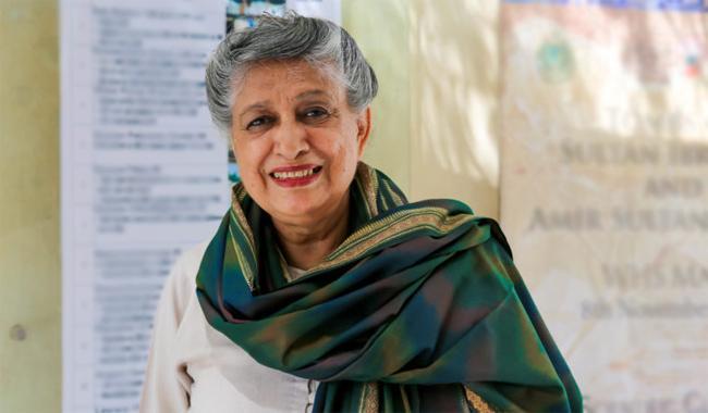 Pakistan's Yasmeeen Lari honoured with Japan's prestigious Fukuoka Prize