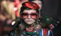 Fairytale and army-inspired looks open Milan fashion week