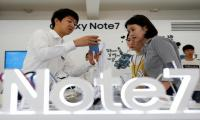 S. Korea orders battery safety measures for Samsung Note 7