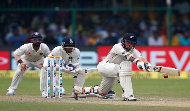 Rain delays India-New Zealand Kanpur Test