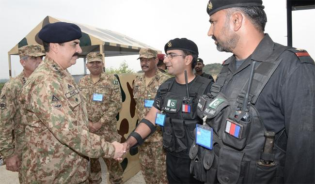Army Chief vows to defend every inch of Pakistan at any cost