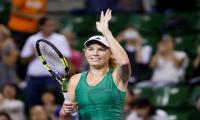 Tennis: Wozniacki to face Osaka in Tokyo final