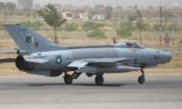 Pilot dies as PAF fighter jet crashes in Jamrud