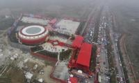China's Dalian Wanda opens $5.1 bn tourism park