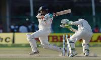 India build big lead after Jadeja, Ashwin heroics