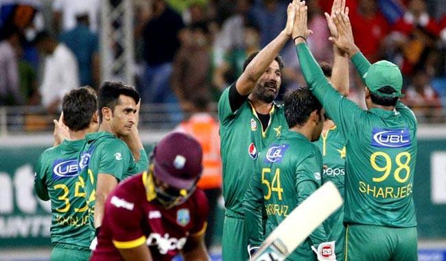 Pakistan win second T20 to claim series victory vs West Indies
