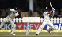 India extend lead to 308 against New Zealand