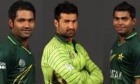 Umar, Asad, Sohail return to ODI squad for WI series