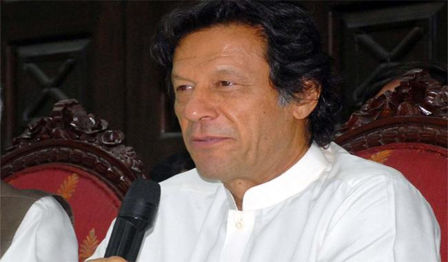 Peaceful protest Constitutional right of PTI, says Imran