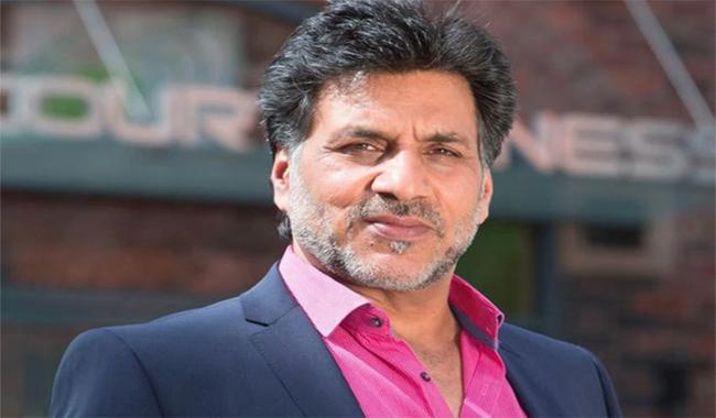 Sacked UK Pakistani actor sorry for India Twitter ´madness´