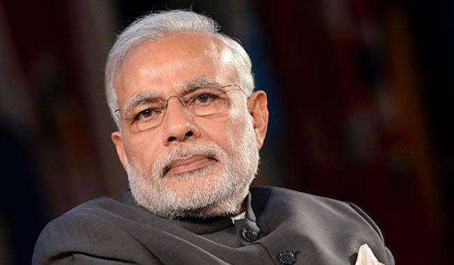 Water and blood can't flow together, says Modi in veiled threat to Pakistan