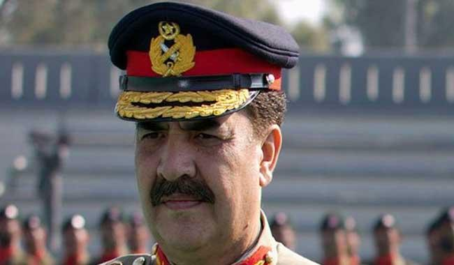 RAW spills blood of innocent people through indirect strategy: Gen Raheel