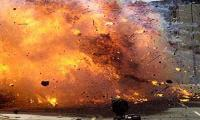 Nine injured in bomb attack on police van in Charsadda