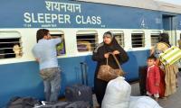 Samjhota Express leaves for New Delhi after India nod