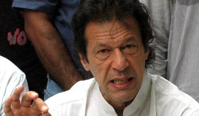 Kashmir wants freedom from Indian oppression; Imran Khan