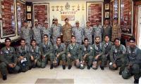 Nation proud of Pakistan Air Force achievements, Gen Rashad