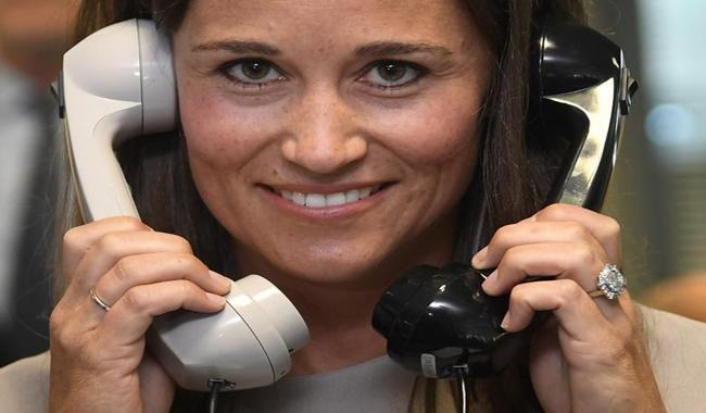 UK royal Kate´s sister Pippa wins court ban on hacked photos