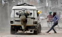 Kashmiris warn India its crackdown is turning some to rebellion