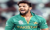 Imad Wasim rockets into the top five in T20 ranking