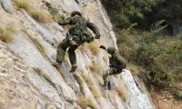 Pak-Russia joint military exercise in pictures