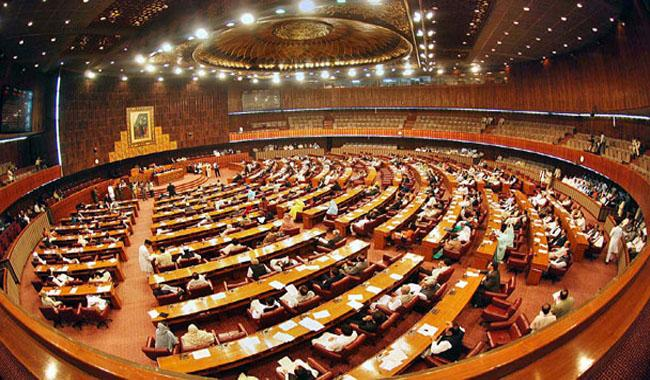 Joint session of parliament convened to take up unprovoked Indian aggression across LoC