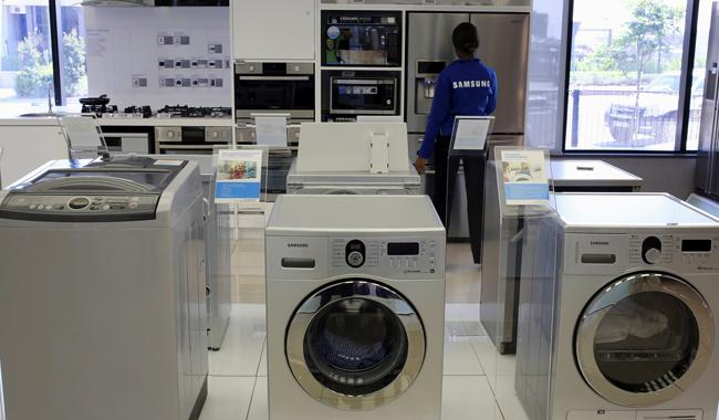 Samsung in talks with US on washing machine safety issues