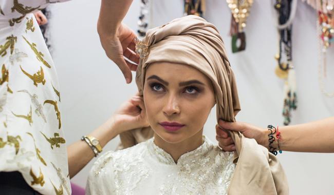 Islamic fashion booms in Turkey