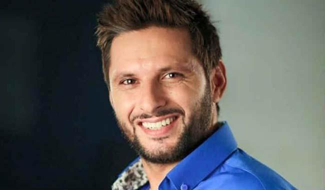 Afridi urges India, Pakistan to maintain peace