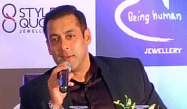 Pakistani artists are not 'terrorists': Salman Khan
