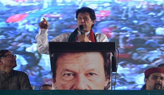 Won't let Nawaz rule after Muharram, says Imran