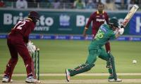 West Indies send Pakistan into bat in first ODI