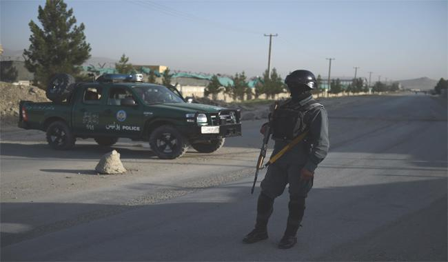 Afghan ´friendly fire´ kills five soldiers: official