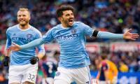 Football: Villa passes 20-goal mark with brace