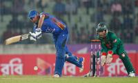 Bangladesh opt to bat against Afghanistan in 3rd ODI