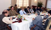Civil-military top huddle sets NAP timelines